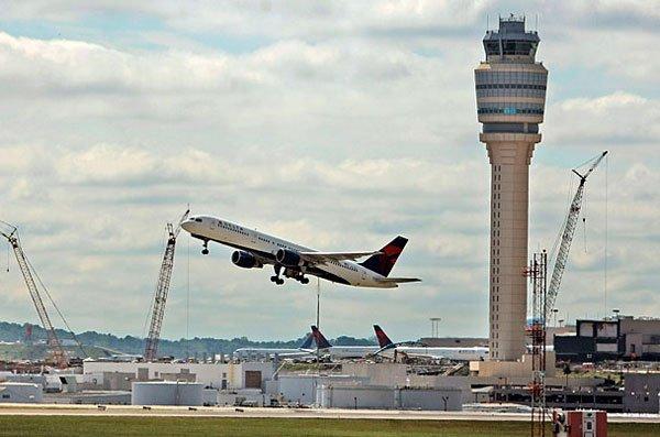 Torre del Aeropuerto Hartsfield-Jackson de Atlanta