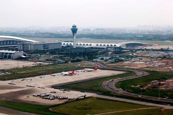 Torre del Aeropuerto de Cantón Baiyun