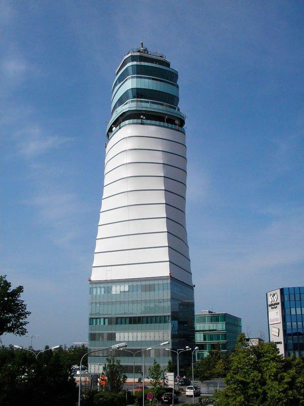 Torre del Aeropuerto de Viena
