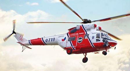Helicóptero PZL W-3A  Sokol / Foto: Wikipedia