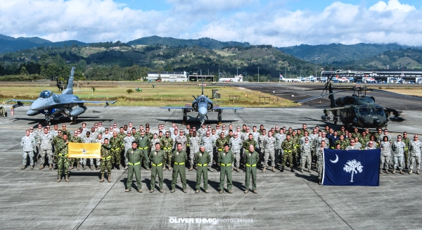 Foto: Fuerza Aérea Colombiana
