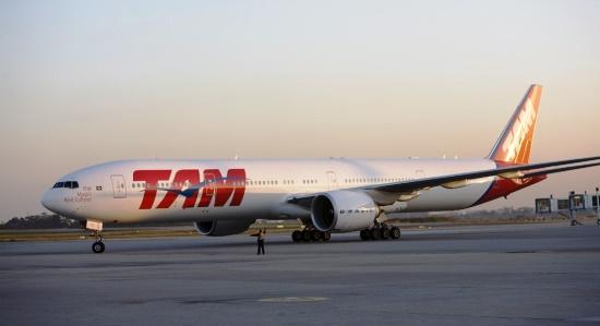 Boeing 777 de TAM
