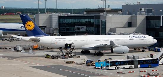Airbus A330 de Lufthansa