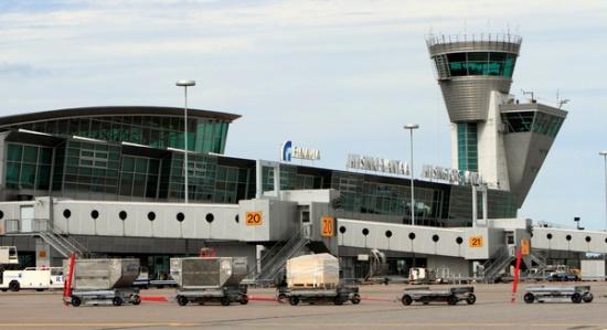 Aeropuerto de Helsinki / Foto: Finavia