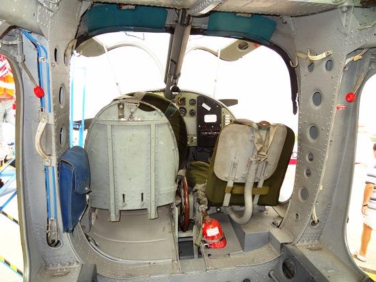 Interior del Dornie Do-27 / Foto: JFG - Aerobcn.com