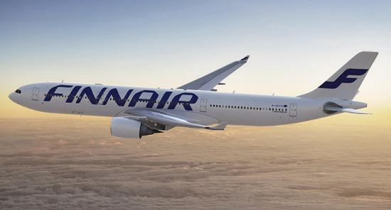 Airbus A330 de Finnair