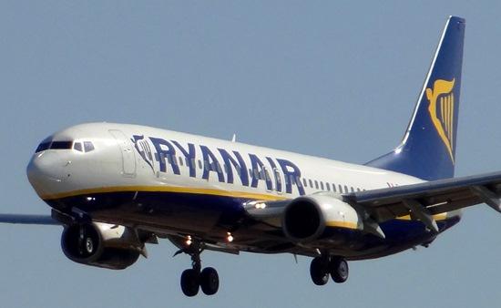 Boeing 737 de Ryanair / Foto: JFG - Aerobcn.com
