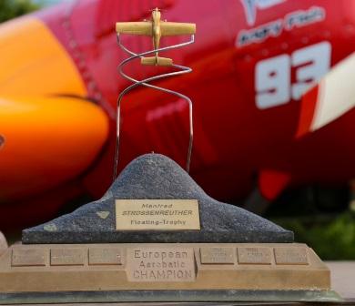 El trofeo de Cástor Fantoba