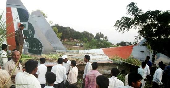 El deficiente mantenimiento en la India provoca caida de sus mejores aviones Su_30_india