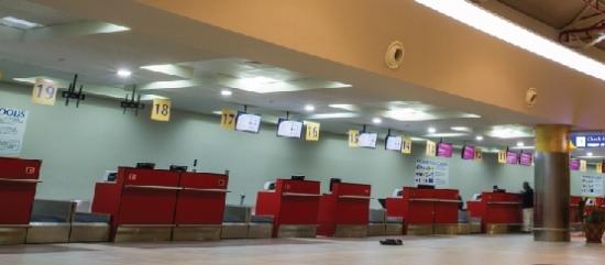 Terminal 1A del aeropuerto de Nairobi / Foto: Kenya Airport Authority