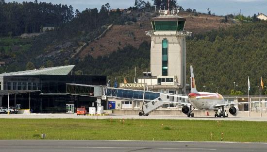 Aeropuerto de A Coruña / Aena