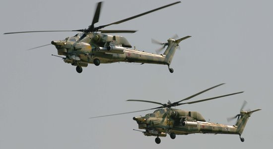 Mi-28N / Russian Helicopters