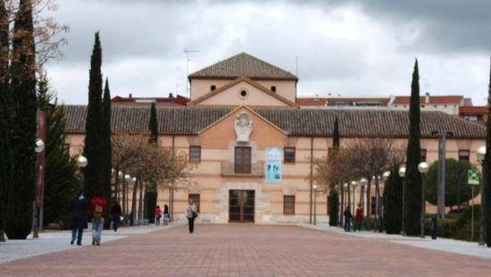 Rectorado de la UCLM de Ciudad Real