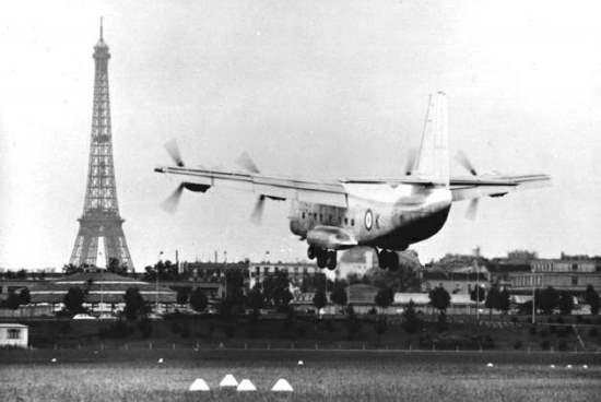 Aterrizaje a las puertas de París / Colección Breguet via Ph. Ricco