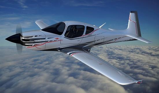 Ambos aviones equiparán motores diesel de Continental