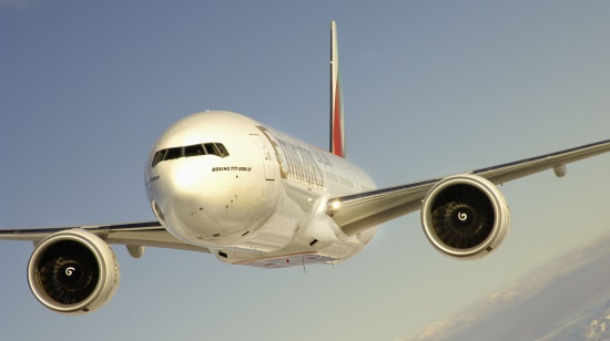 Boeing 777-200LR de Emirates