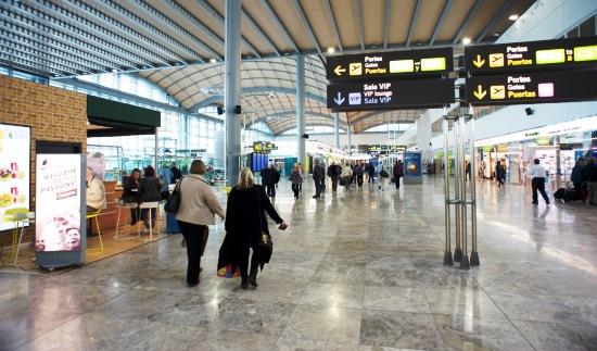 Terminal del Aeropuerto de Alicante