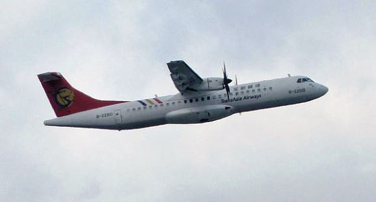 ATR de TransAsia Airways / Foto: Wikipedia