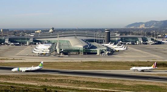 Terminal T1 del Aeropuerto de Barcelona / Aena
