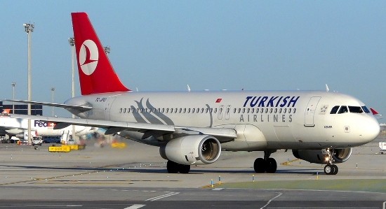 A320 de Turkish Airlines / Pere Escala