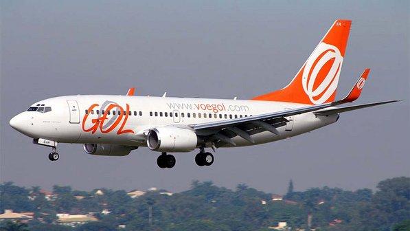 Boeing 737 de GOL