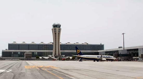 Aeropuerto de Málaga-Costa del Sol / Foto: Aena