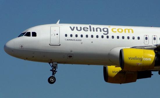 A320 de Vueling / JFG