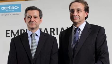 Antonio Gómez-Guillamón y Vicente Padilla