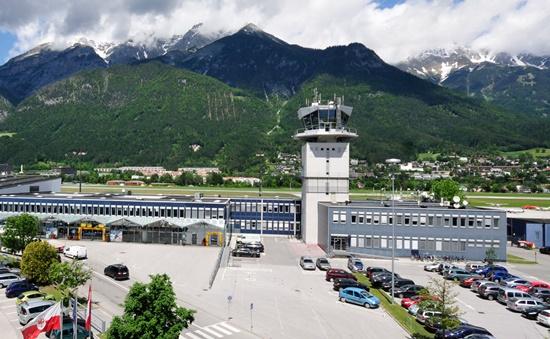 Aeropuerto de Innsbruck / Foto: Ralf Hole - Wikipedia