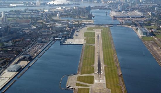 Aeropuerto de London City