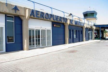 Aeropuerto de Melilla / Aena