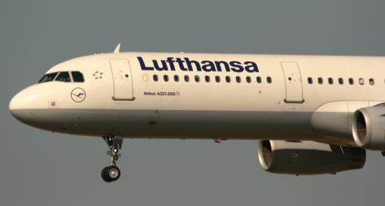 A321 de Lufthansa / JFG