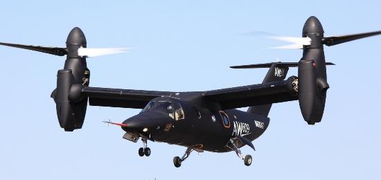 AgustaWestland AW609 / Foto: AgustaWestland