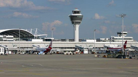 Aeropuerto de Munich / Wikipedia