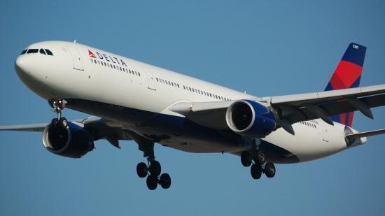 Airbus A330 de Delta / Foto: Wikipedia