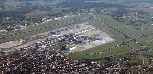 Aeropuerto de Bruselas-Zaventem / Wikipedia