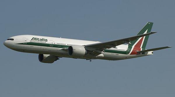 Boeing 777 de Alitalia / Foto: Tsung TsenTsan - Wikipedia