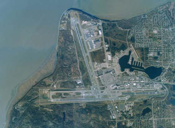 Aeropuerto de Anchorage / Wikipedia