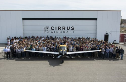 Foto: Cirrus Aircraft