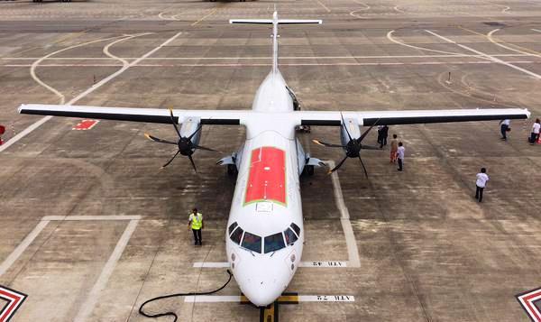 Foto: ATR Aircraft