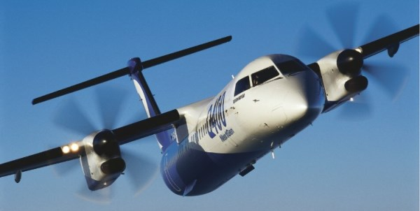Bombarider Dash 8 Q400