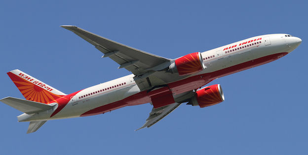 Boeing 777 de Air India / Wikipedia  - Kentaro Lemoto