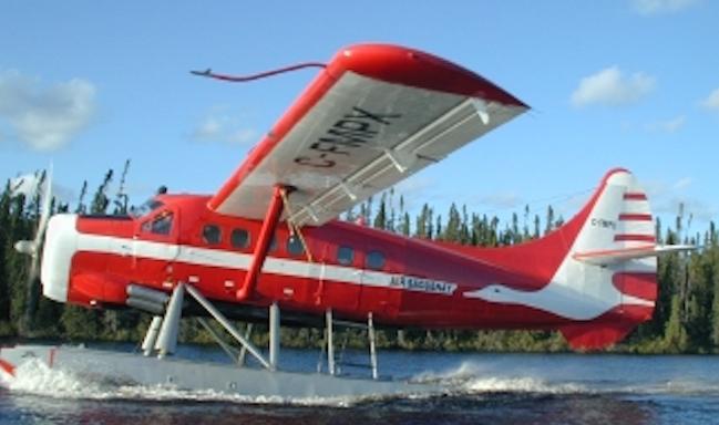 Avión de Air Saguenay similar al siniestrado / Foto: Air Saguenay