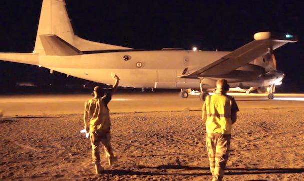 Avión Atlantique 2 / Ministerio de Defensa de Francia