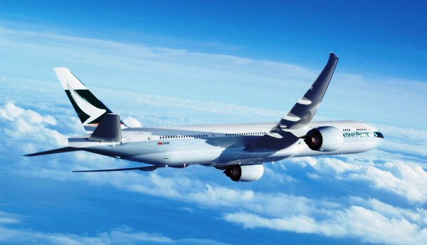 Boeing 777 de Cathay Pacific Airways