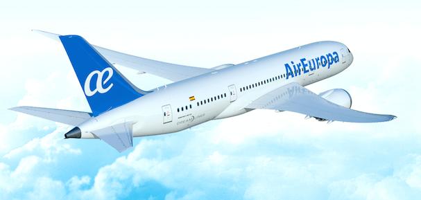 Imagen: Air Europa