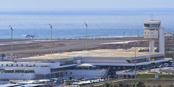 Aeropuerto de Lanzarote / Aena