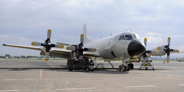 Avión P-3 Orion / Ejército del Aire
