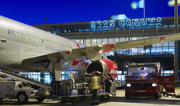 Aeropuerto de Gran Canaria / Aena