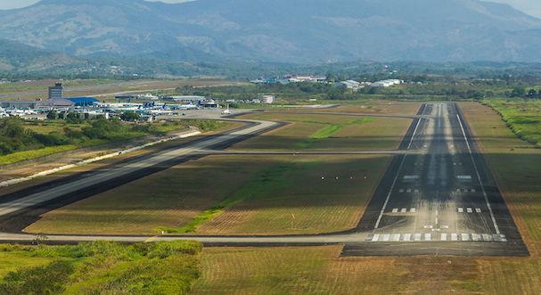 Aeropuerto INternacional de Tocumen (Panamá) / Wikipedia
